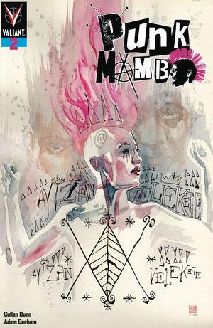 PUNK MAMBO (2019) #2B