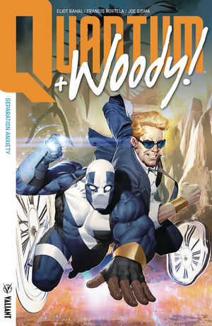 QUANTUM AND WOODY TP VOL 02 SEPARATION ANXIETY