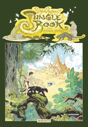 P CRAIG RUSSELL JUNGLE BOOK AND OTHER STORIES FINE ART S&N ED
