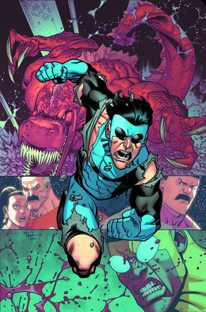 INVINCIBLE TP VOL 18 DEATH OF EVERYONE