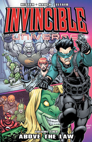 INVINCIBLE UNIVERSE TP VOL 02