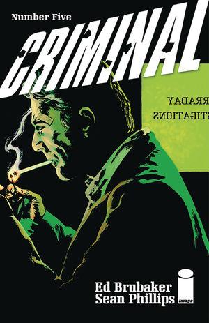 CRIMINAL (2019) #5