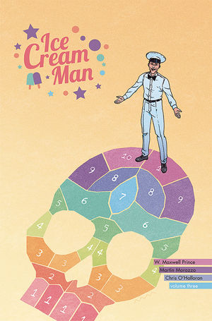 ICE CREAM MAN TPB (2018) #3