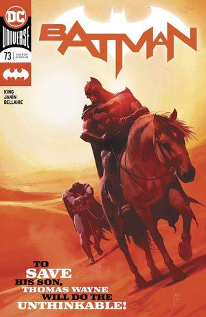 BATMAN (2016 3RD SERIES) #73