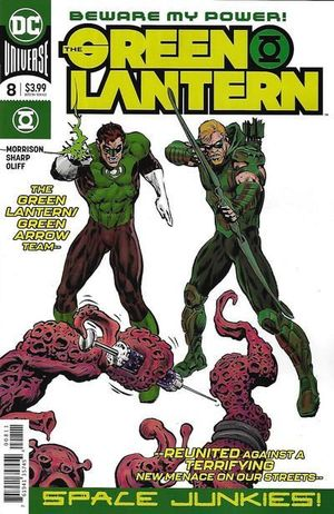 GREEN LANTERN (2018 5TH SERIES) #8