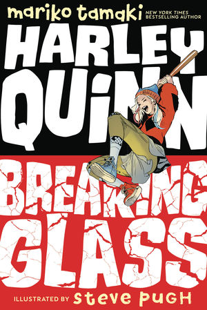 HARLEY QUINN BREAKING GLASS TPB (2019) #1