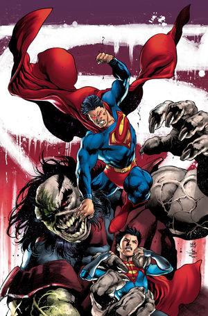 SUPERMAN (2018) #12