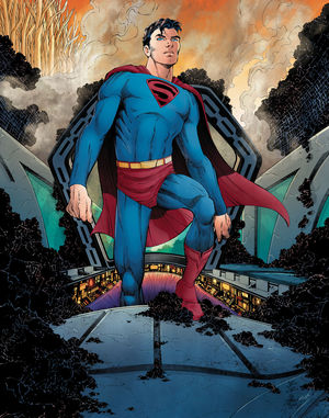 SUPERMAN YEAR ONE (2019)
