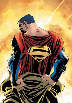 SUPERMAN YEAR ONE CVR B MILLER COVER 1