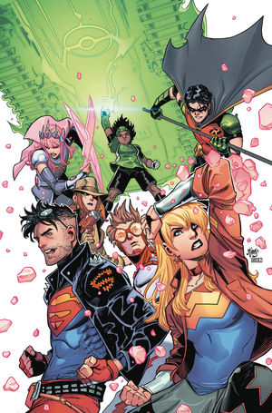 YOUNG JUSTICE (2019) #6