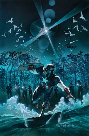 CAPTAIN AMERICA (2018 9TH SERIES) #12