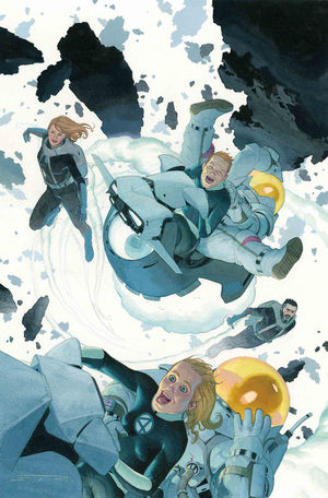 FANTASTIC FOUR (2018 6TH SERIES) #11