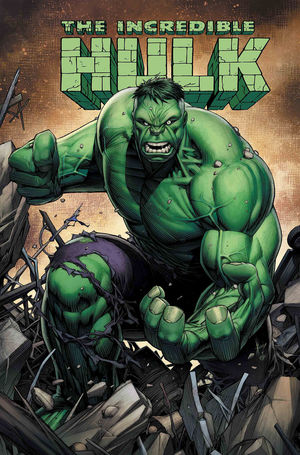 INCREDIBLE HULK LAST CALL (2019) #1