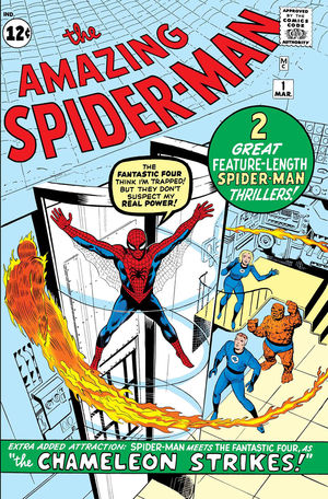 TRUE BELIEVERS AMAZING SPIDER-MAN 1 (2019) #1