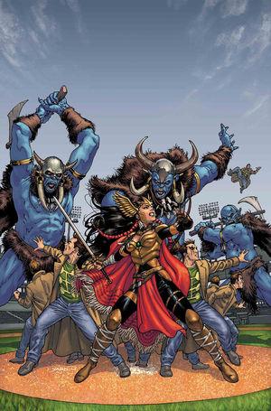 WAR OF REALMS UNCANNY X-MEN 3
