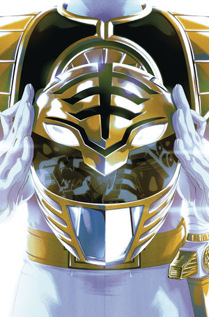 MIGHTY MORPHIN POWER RANGERS (2016) #40B