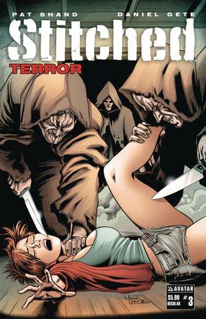 STITCHED TERROR 3