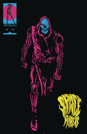 SPACE RIDERS VORTEX OF DARKNESS (2019) #1