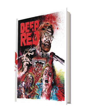 DEEP RED VOL 4 LTD HC 1