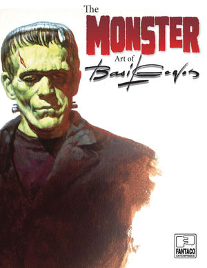 MONSTER ART OF BASIL GOGOS SC