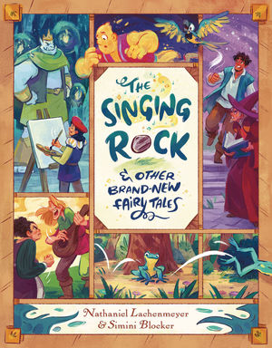 SINGING ROCK AND OTHER BRAND NEW FAIRY TAES HC