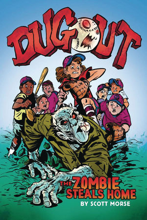 DUGOUT HC GN VOL 01 ZOMBIE STEALS HOME
