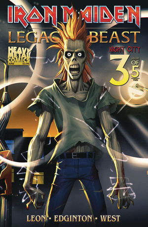 IRON MAIDEN LEGACY OF THE BEAST VOL 2 NIGHT CITY CVR A 3