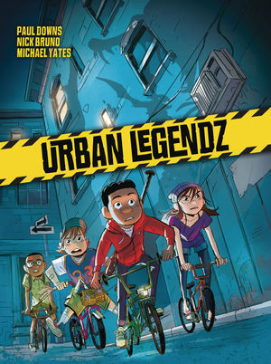 URBAN LEGENDZ TP