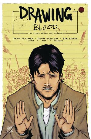 DRAWING BLOOD SPILLED INK CVR A BISHOP 2