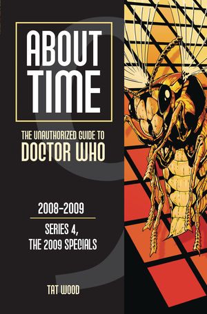 ABOUT TIME UNAUTHORIZED GT DOCTOR WHO SC VOL 09 SERIES 4 9
