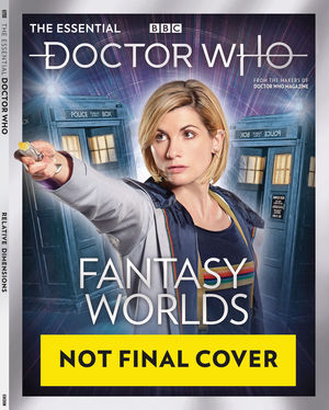 DOCTOR WHO ESSENTIAL GUIDE FANTASY WORLDS 16
