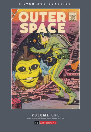SILVER AGE CLASSICS OUTER SPACE HC VOL 01