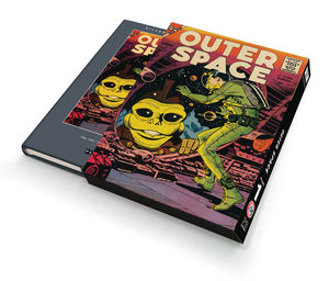 SILVER AGE CLASSICS OUTER SPACE SLIPCASE ED VOL 01