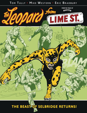 LEOPARD FROM LIME STREET BK 2