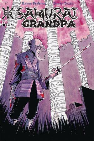 SAMURAI GRANDPA (2019) #1