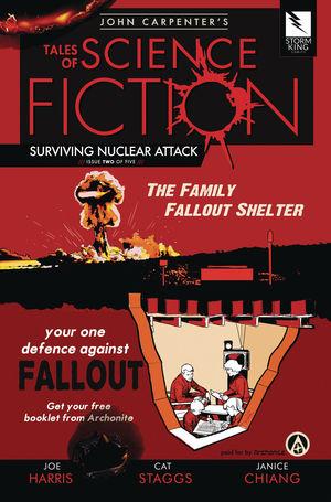 CARPENTER TALES SCI FI NUCLEAR ATTACK 2