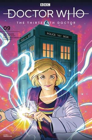 DOCTOR WHO 13TH CVR A FISH 9