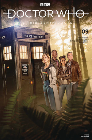 DOCTOR WHO 13TH CVR B PHOTO 9
