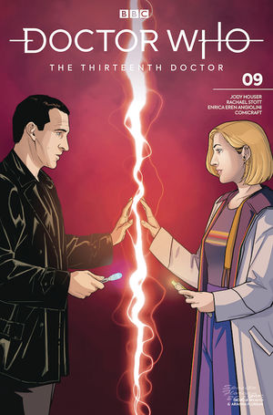DOCTOR WHO 13TH CVR C 9TH DOCTOR 9