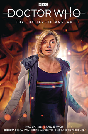 DOCTOR WHO THIRTEENTH DOCTOR TP