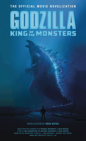 GODZILLA KING OF MONSTERS OFF MOVIE MMPB