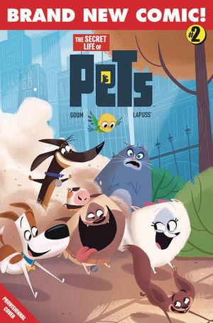 SECRET LIFE OF PETS CVR A GOUM 2