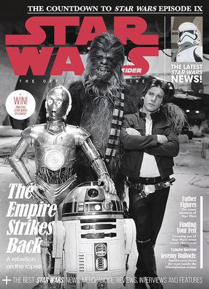 STAR WARS INSIDER NEWSSTAND ED 190