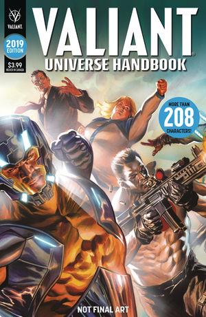 VALIANT UNIVERSE HANDBOOK 2019 #1