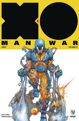 X-O MANOWAR TP VOL 07 HERO