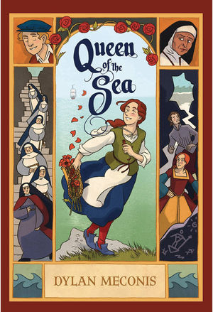 QUEEN OF THE SEA HC GN