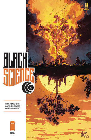 BLACK SCIENCE (2013) #43