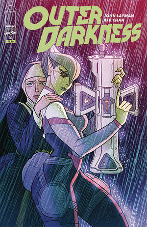 OUTER DARKNESS (2018) #8
