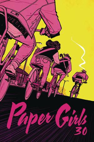 PAPER GIRLS (2015 IMAGE) #30