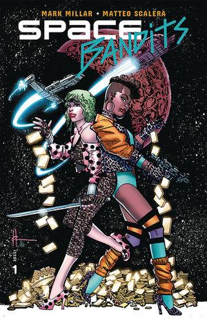 SPACE BANDITS (2019) #1C